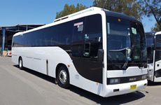 65 seat MAN School Coach for hire and charter