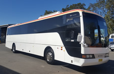 65 seat Scania Coach for hire and charter