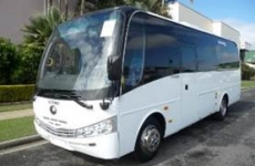 28 seat Yutong Auto Mini-Coach for hire or charter
