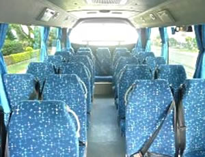 28 seater bus for hire