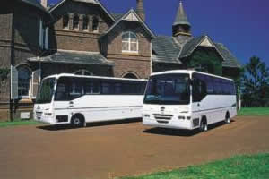 Bus and 4WD Hire - bus, coach, 4WD vehicles for hire, rent and charter